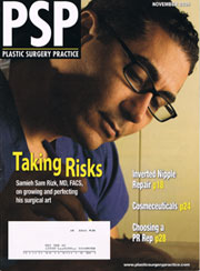 NYC Rhinoplasty Surgeon Featured on PSP Magazine