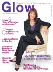 NYC Rhinoplasty Surgeon featured on Glow Magazine